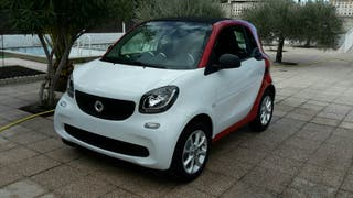 smart fortwo coupe 2017