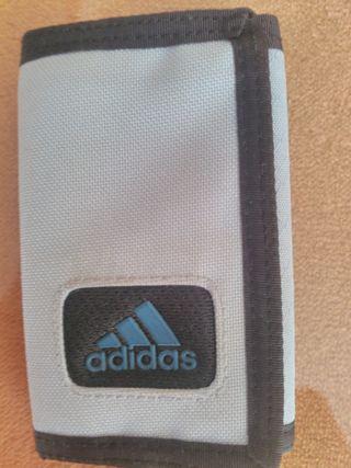 cartera Adidas