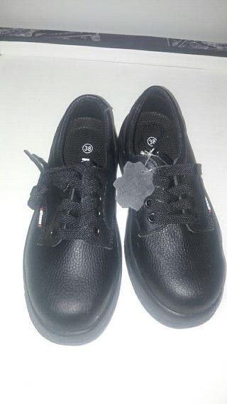 zapatos de seguridad 38