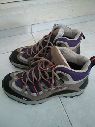 botas de montaña talla 39