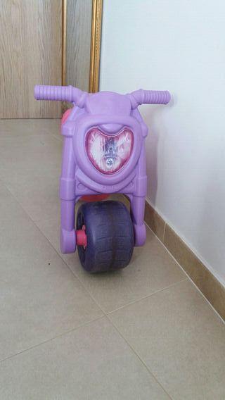 moto infantil feber