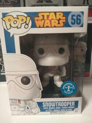 Funko Pop Snowtrooper (Exclusivo)