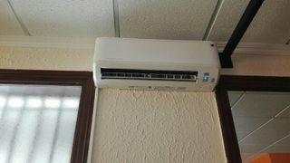 Aire acondicionado, calor/frio