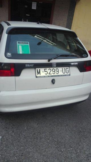 SEAT Ibiza 1.4gasolina