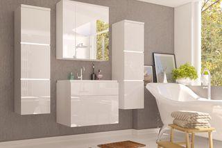 Lavabo conjunto colgados muebles de baño Porto
