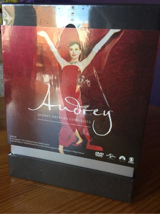 Audrey Hepburn Essentials DVD