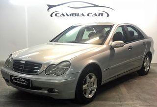 Mercedes-Benz Clase C220 2002