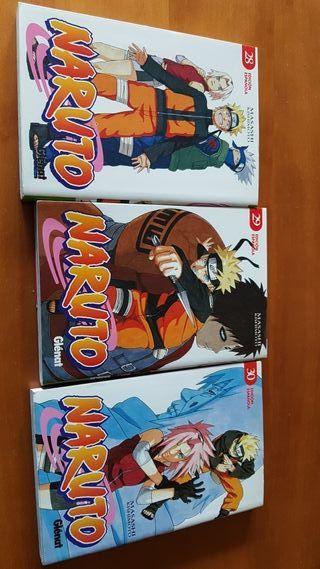 naruto comic manga