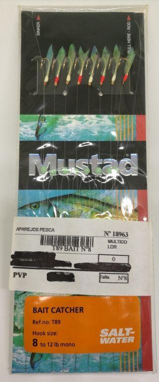 Señuelo de pesca Mustad Bait Catcher