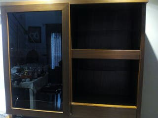 armario vitrina comedor