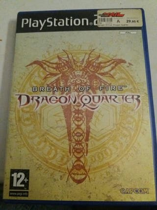 breath of fire dragon quarter, used for sale  UK
