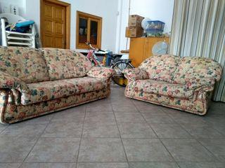 Sofas 3 +2 plazas