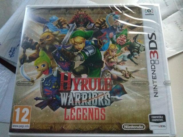 Juego Nintendo 3ds Zelda Precintado De Segunda Mano Por 20 En