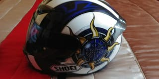Casco Shoei Talla M y S