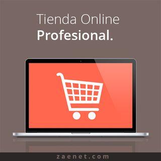 Tienda Online - Diseño Web Profesional