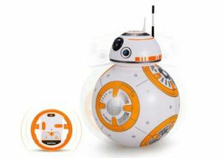 robot teledirigido bb8 star wars