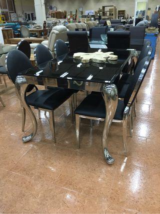 Mesa 6 sillas
