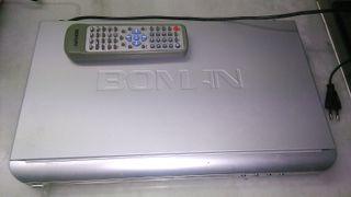 DVD Boman, en muy buen estado.