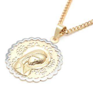 Medallas de Primera Comunión de oro de 18 K