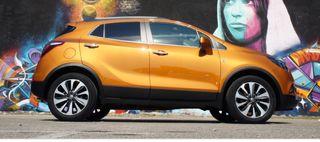 Opel Mokka X 2017 30000 km