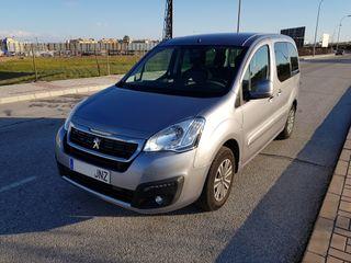 SEMINUEVA Peugeot Partner HDI 100 cv año 5-2016
