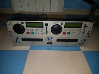 dual cd player