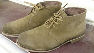 Botas zapatos pisamierda 42 largo Hush Pupies