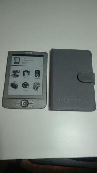 libro electrónico papyre 602