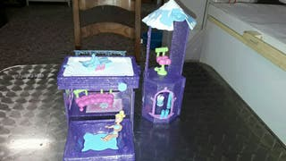 casa nieve polly pocket