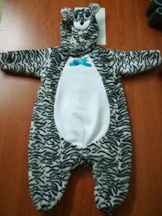 Disfraz gatito 12 meses