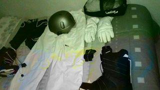 ropa de snowboard nueva