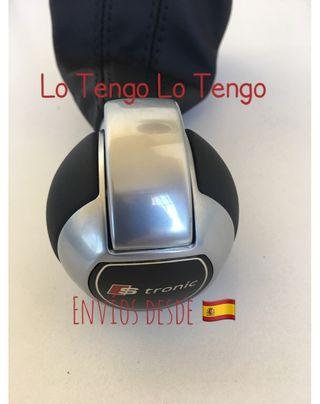 Pomo Stronic Audi Nuevo Cuero
