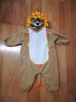 Disfraz león 12 meses