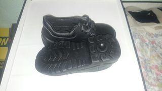 zapato de seguridad 37