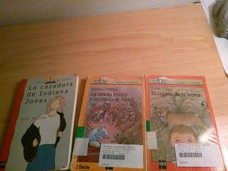 Libros: El barco de vapor
