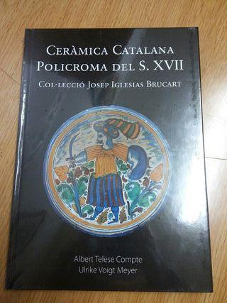 libro ceramica catalana