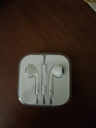 auriculares iphone verdaderos