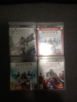 Assassin´s Creed Playstation 3