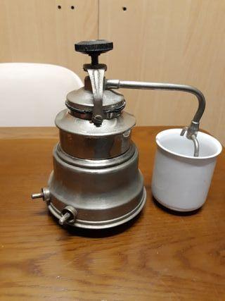 Cafetera electrica antigua
