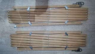 barreras para escaleras