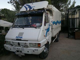 camión Renault b110