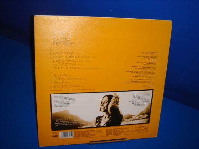 vinilo disco Joyce Gafieira Moderna -año 2001