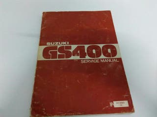manual de taller gs 400