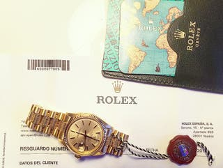 Rolex President