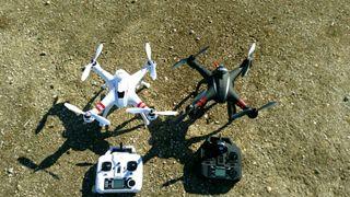 clases de vuelo con drone. todo tipo de drones