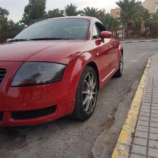 Audi Tt 2001 1.8.180cv. .precio 4.400 negociables