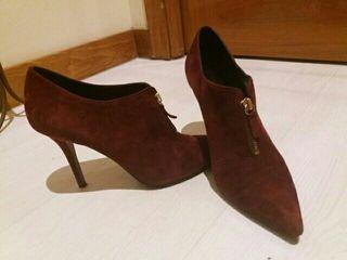 Zapatos señora botines PACO HERRERO