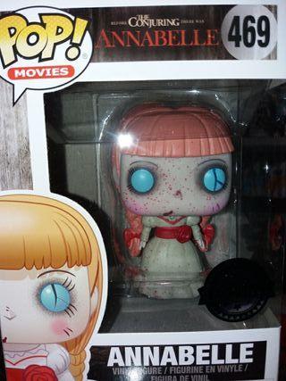 Funko Pop! Annabelle Bloody