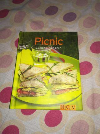 libro cocina picnic