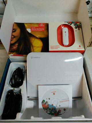 Router ADSL Vodafone